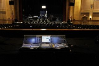 Sunrise Theatre Upgrades Front of House with Yamaha CL5