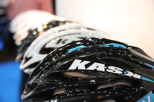 Kask helmets, Cycle Show 2010