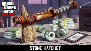 How to get the Red Dead Redemption 2 stone hatchet and $250,000 of