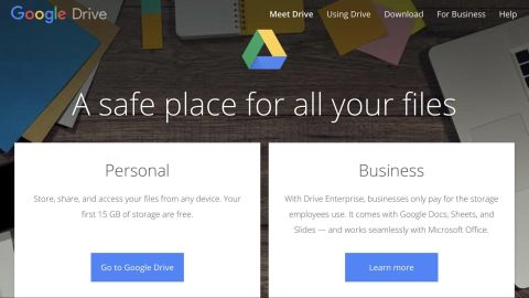 Google Drive for G Suite review