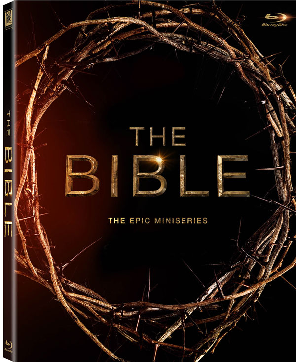 The Bible box art