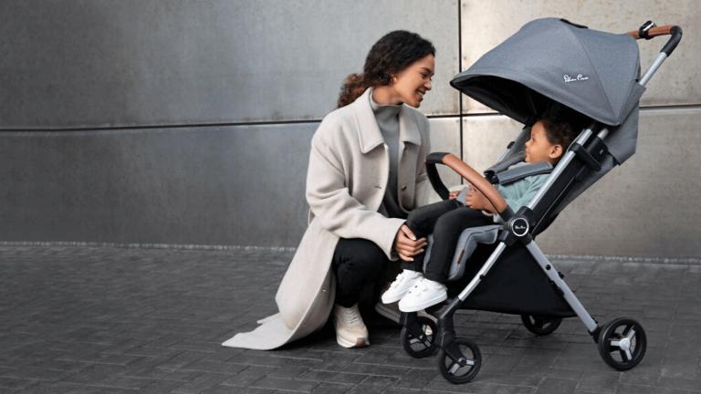 Silvercross Jet travel stroller