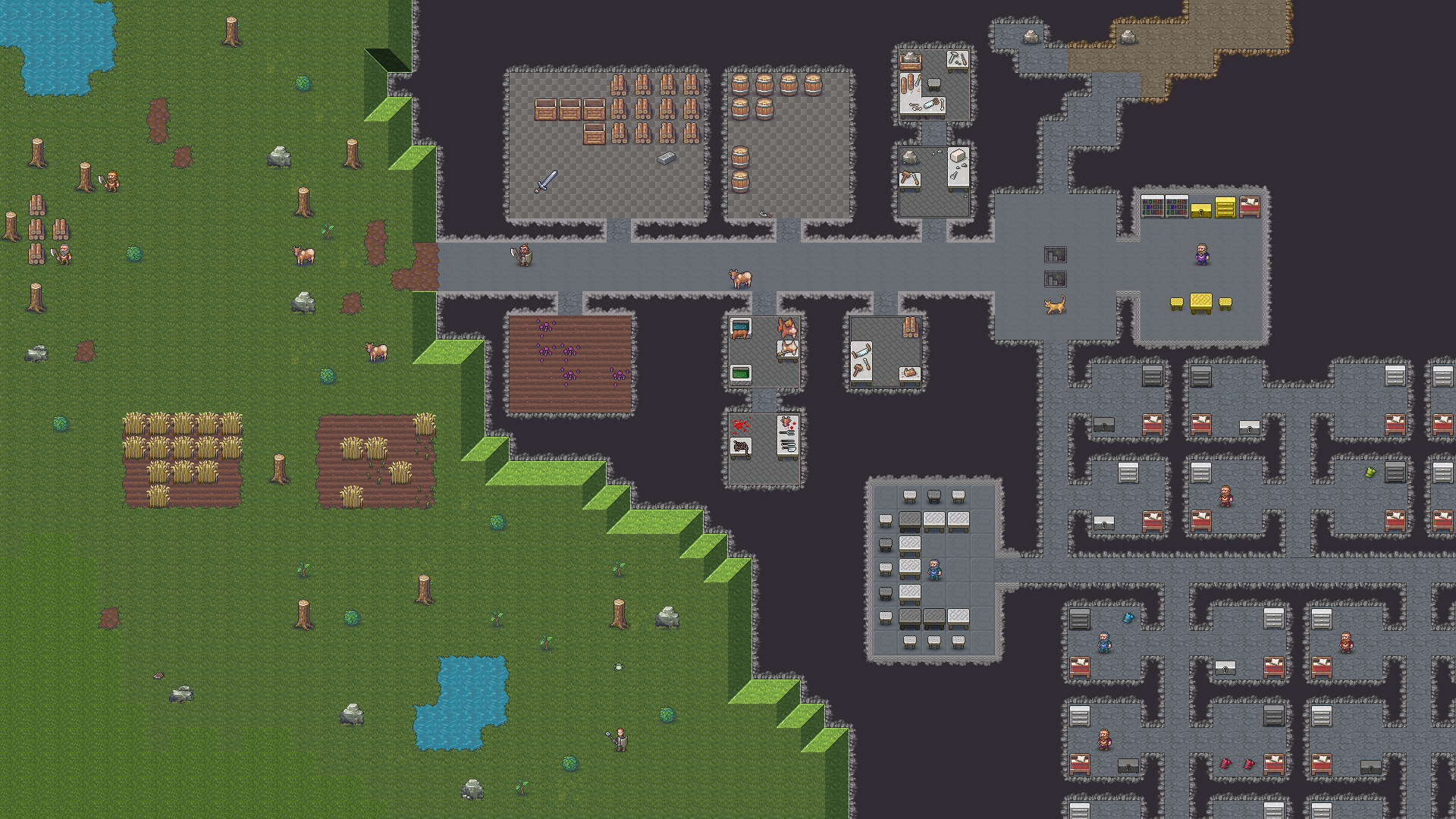 Dwarf Fortress is coming to Steam with graphics and mod