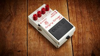 11 best distortion pedals 2021: our pick of the best drive pedals for guitar