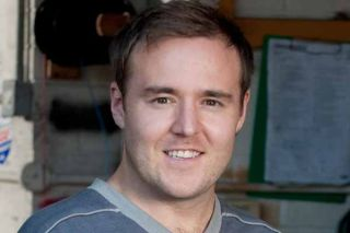 Alan Halsall is Coronation Street's Tyrone Dobbs
