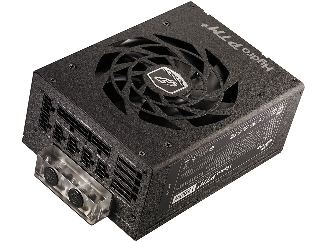 Fsp Is Bringing A Liquid Cooled Power Supply To Computex