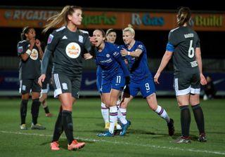 Chelsea v Birmingham City – Women's Super League – The Cherry Red Records Stadium