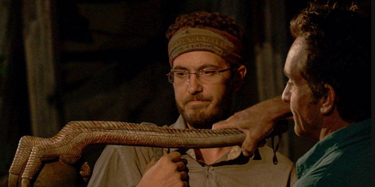 Rick Devens Survivor Edge of Extinction