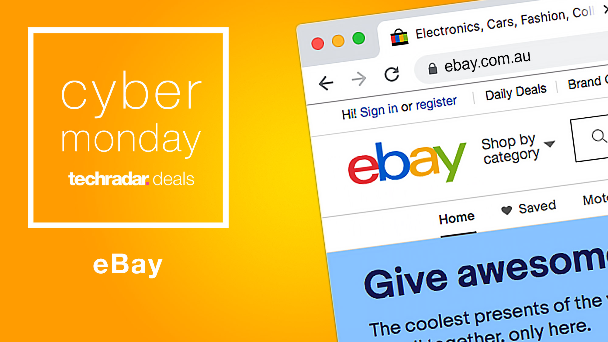 Ebay Cyber Monday 2020 Deals In Australia What To Expect On November 30 Techradar