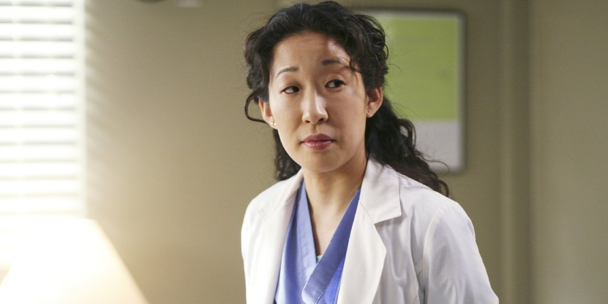Bowen Yang's idol Sandra Oh on Grey's Anatomy