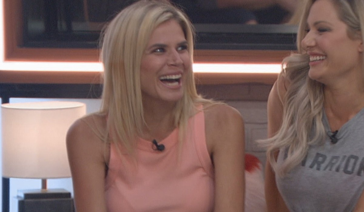Keesha Smith Janelle Pierzina Big Brother All-Stars CBS