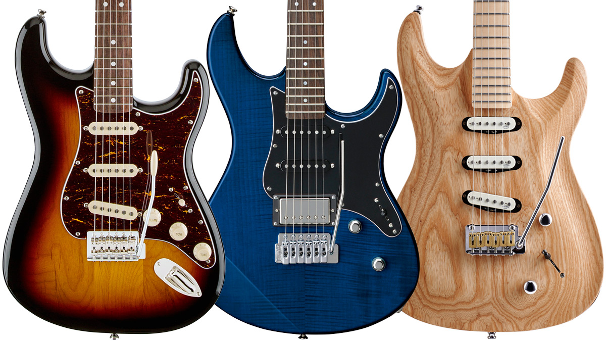 The best Strat-style guitars under $/£1,000 | MusicRadar