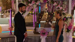 Love Island 2021 - Liam and Millie give their declarations of love