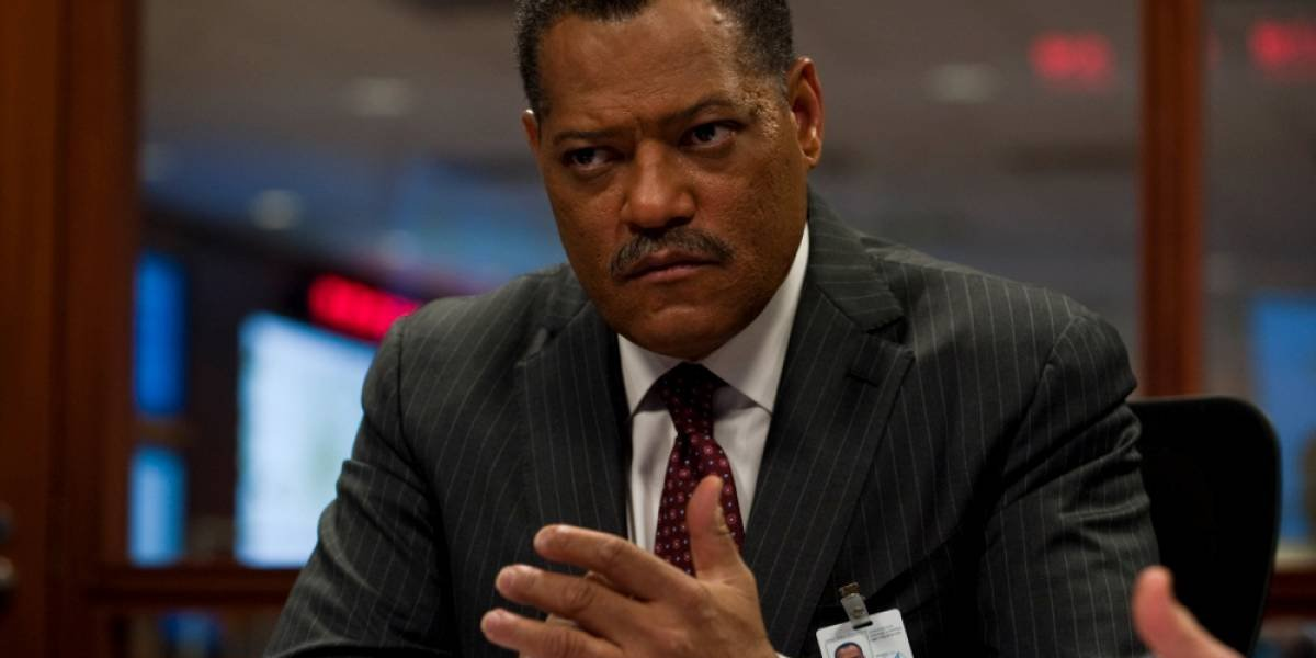 Laurence Fishburne in Contagion