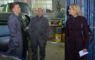EastEnders Spoilers: Mel Owen wants son Hunter Owen to stay well away from Phil and the Mitchells!