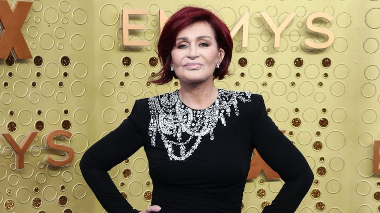 Sharon Osbourne arrives at the 71st Annual Primetime Emmy Awards held at Microsoft Theater L.A. Live on September 22, 2019 in Los Angeles, California, United States