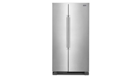 Maytag MSS25N4MKZ: Image shows front of refrigerator