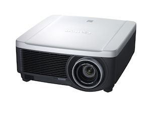 Canon REALiS WUX60000 Installation LCOS Projector
