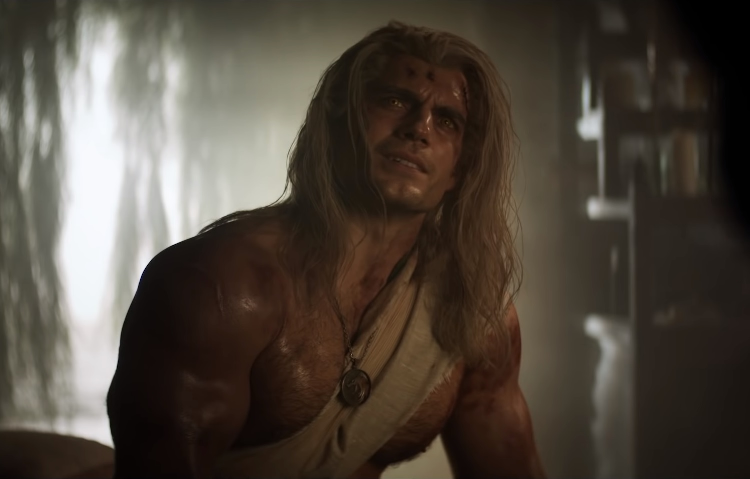 The first trailer for Netflix's Witcher series   PC Gamer