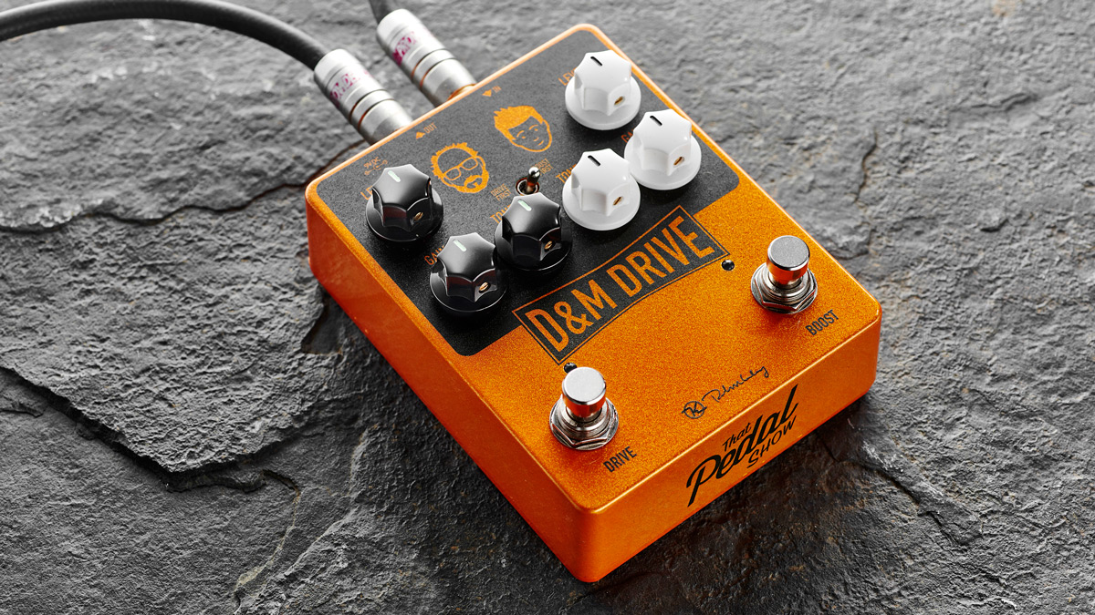 The 10 Best Overdrive Pedals Our Pick Of Drive For Bass Boost Section Output Driver With Ic Guitar Musicradar