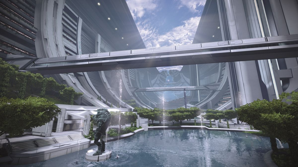 Mass Effect's Citadel is one of the best virtual cities BioWare has ever created
