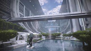 Mass Effect's Citadel
