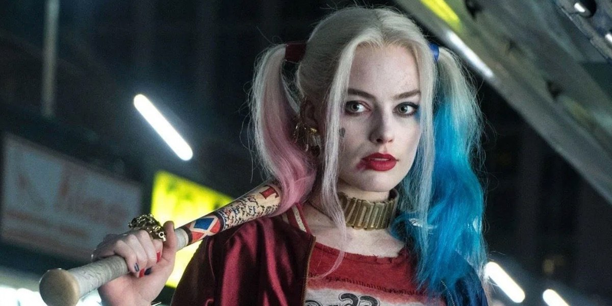 Harley in Suicide Squad