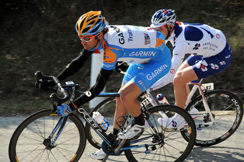 David Millar, Paris-Nice 2010, stage five