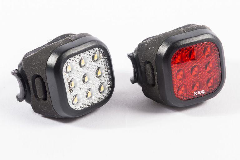 Knog Blinder Mini Niner light set