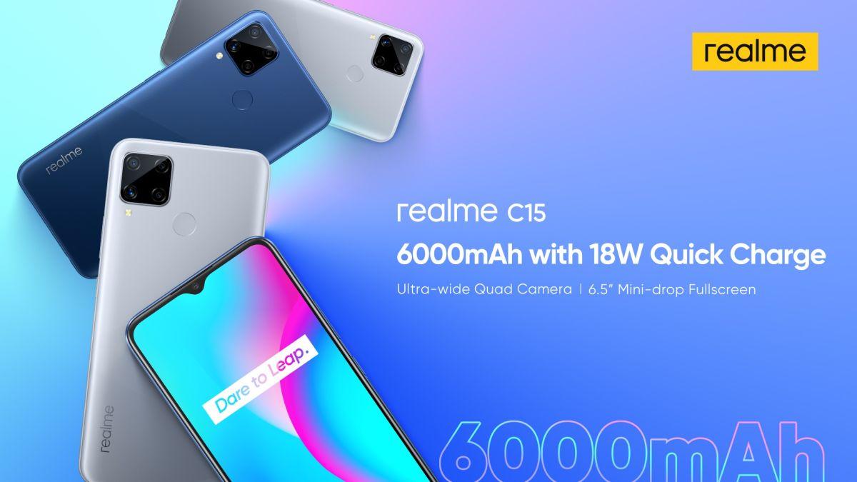 Realme C15 được phát hiện trên trang hỗ trợ;  có thể được ra mắt ở Ấn Độ sớm