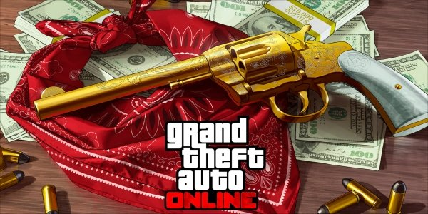 GTA Online Double-Action Revolver