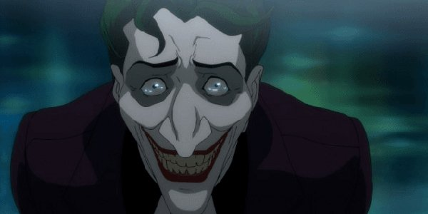Mark Hamill in the Killing joke 2016