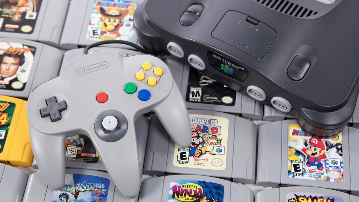 Nintendo Switch Online N64 games: a brief introduction to every game