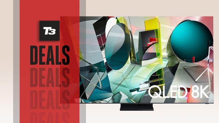 Samsung 8K TV deals