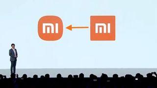 Xiaomi logo reveal
