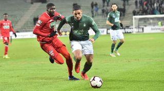 William Saliba Arsenal Saint-Etienne
