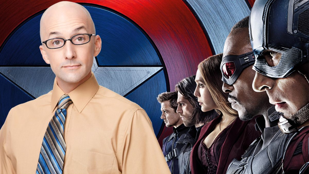 8 times Captain America: Civil War would have been better with more of Community's Dean Pelton