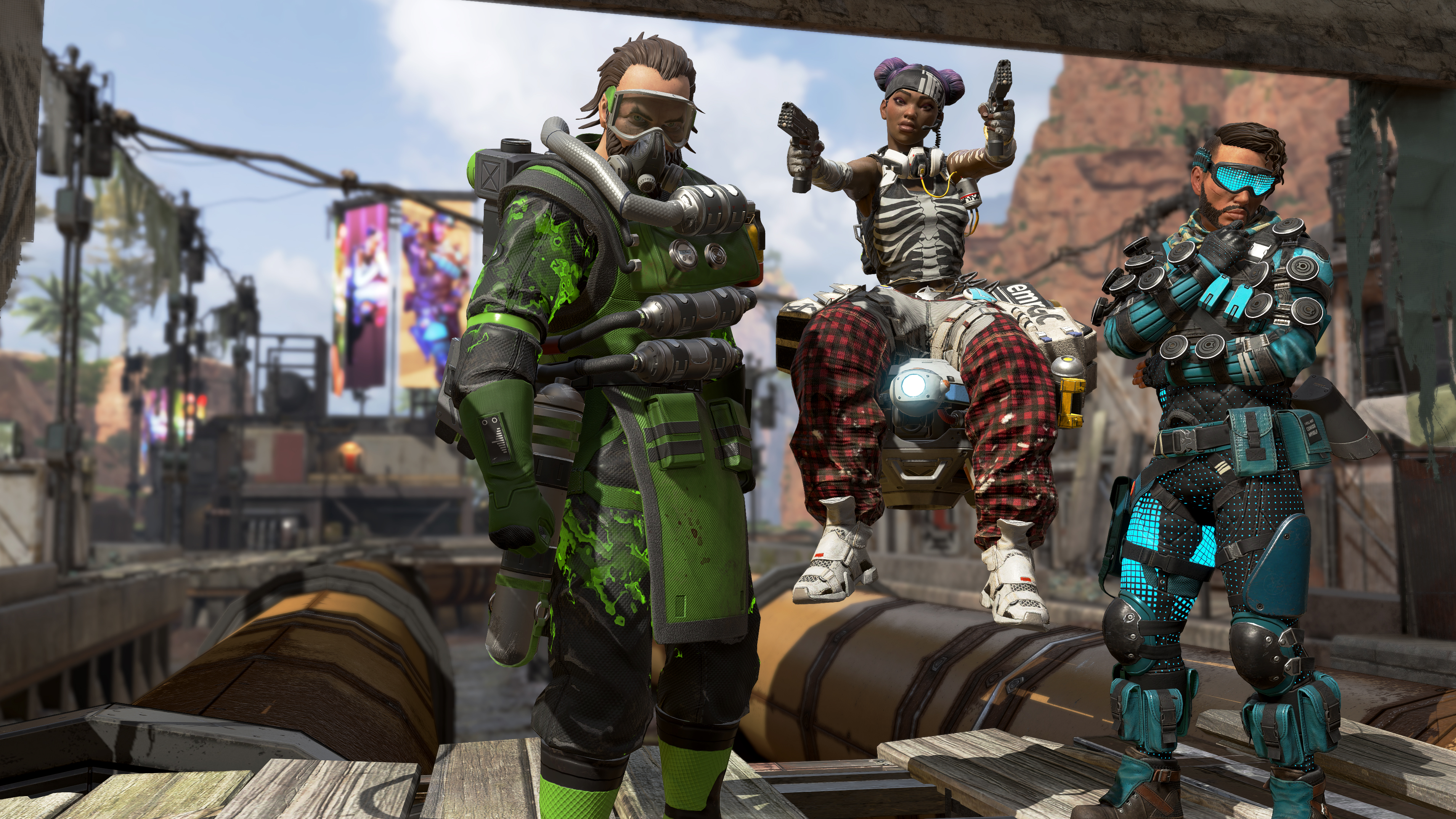 Apex Legends Season 2: Battle Charge update, start date and new