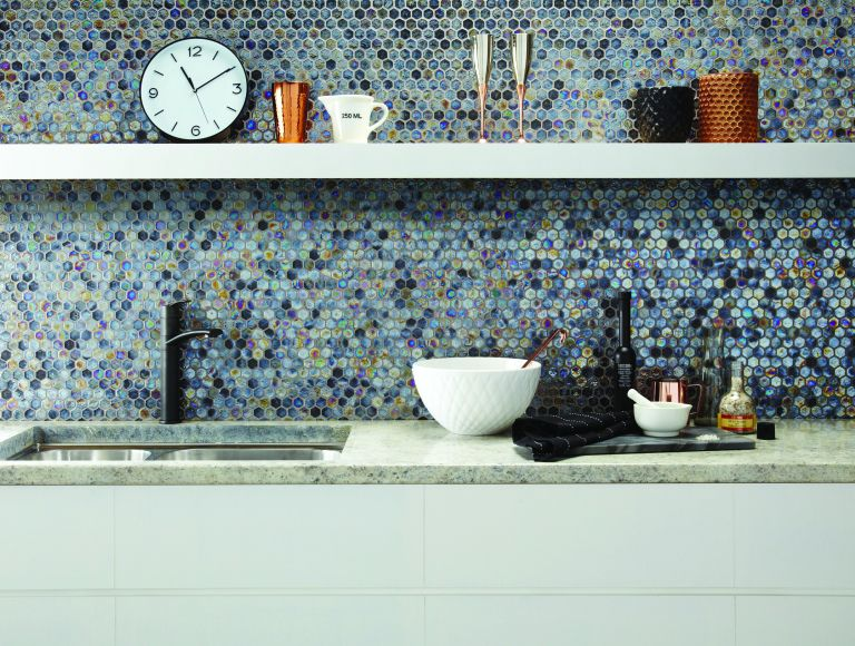 11 Tile Design Ideas To Make A Small Kitchen Feel Bigger Real Homes