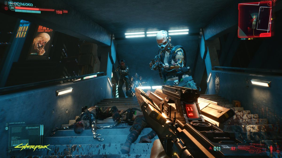 Cyberpunk 2077 patch fixes even more problems: Here is what's in Hotfix 1.22