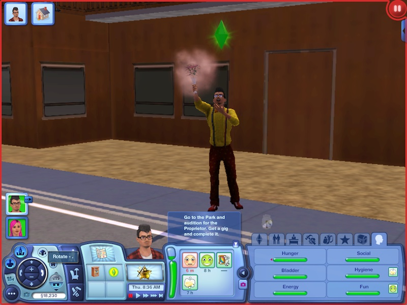 The Sims 3 Showtime Expansion Pack Review: Music, Magic And Acrobatics #21046