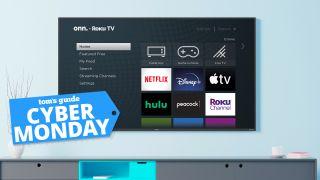 Onn Cyber Monday TV deal