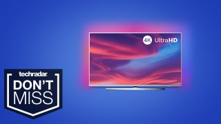 cheap 4K TV deals Philips Ambilight