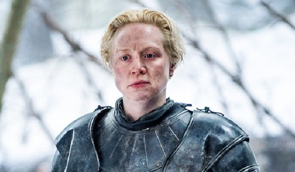 Brienne Of Tarth Gwendoline Christie Game Of Thrones HBO