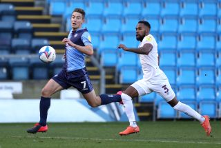 Wycombe Wanderers v Brentford – Sky Bet Championship – Adams Park
