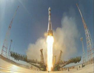 Russia Soyuz Rocket Launches Bion M1