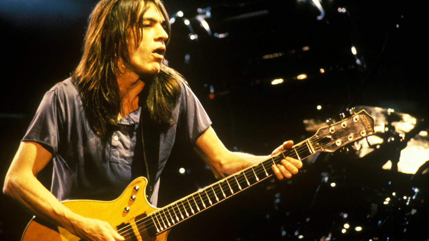 Learn From Rhythm Guitar Master Malcolm Young With These Acdc Style
