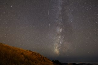 Perseid Meteor Shower 2012: Vaibhav Tripathi