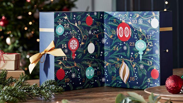 Yankee Candle advent calendar book