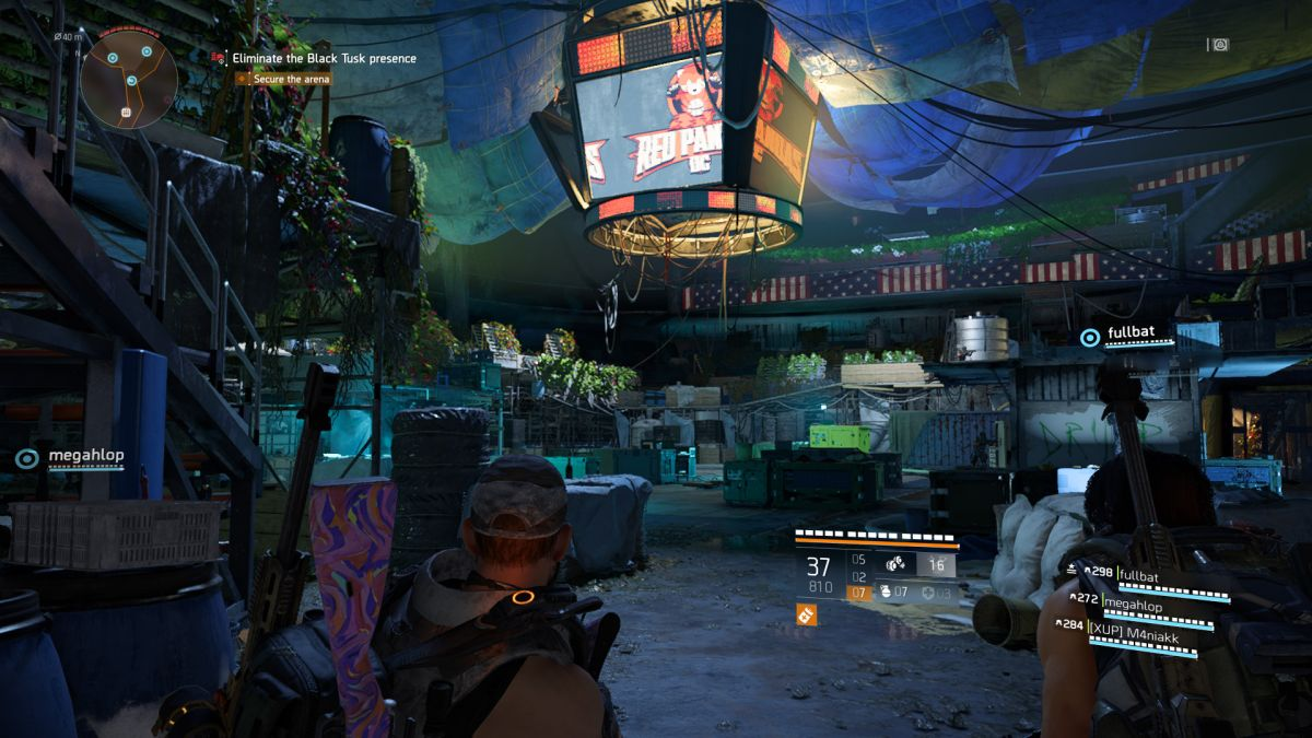 Division 2 Snitch Location This Week